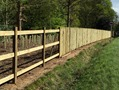 Perimeter Pale Fencing - The Crown Estate