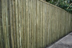 Acoustic Fence - 11.66kg/m2 - Use Class Four Timber